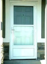 pella storm door installation door frame sliding door screen door parts storm doors enamour storm door