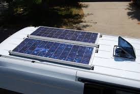 sprinter rv choosing a solar system for your sprinter rv sprinter solar panels