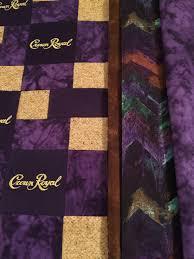 Hidden Chains: A Crown Royal Quilt | Pamela Diane Designs & IMG_7959 Adamdwight.com