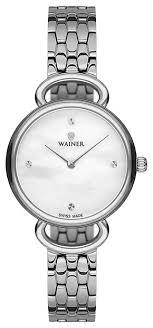 Наручные <b>часы WAINER WA</b>.<b>11699-A</b> — купить по выгодной цене ...