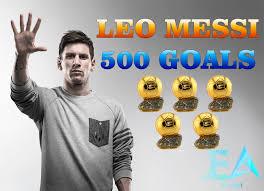 messi all goals in career  messi all 500 goals in career 2004 2016