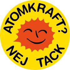 Bildresultat för protest mot kärnkraft