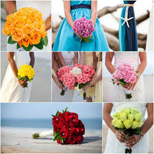 flowers for a beach wedding. florida beach weddings | wedding bouquets fresh flower decorations floral flowers for a