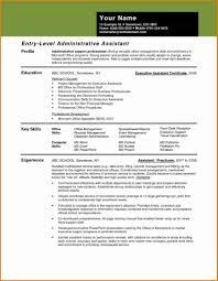 Sample Pdf Key Skills Resume Administrative Assistant Vcuregistry Org