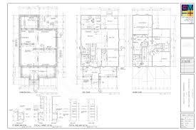 Sample Plan Sample Plan Set GMF Architects House Plans GMF Architects 13