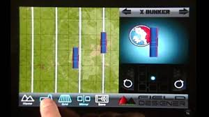 Paintball Field Designer App First Look At Paintball Field Designer App For Ipad Iphone Ipod Touch Ant Apps