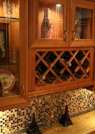 Wine Rack Kitchen Cabinet Crazy 21 Inserts For Cabinets Simple Stunning