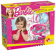 dels about barbie fashion bijoux trere box