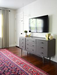 how to hide tv wires for a cord wall young house love how to hide tv wires folkstone by sherwin