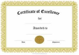 Award Templates Awards Certificate Templates Rome Fontanacountryinn Com