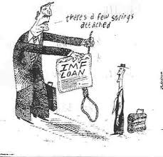 Image result for IMF CARTOON