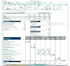 5 Year Financial Projection Template Solacademy Co
