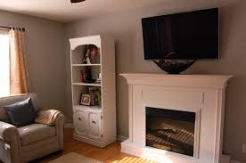at this point we were still determined to find a way to add a fireplace to our living room this is also about the time i had a few epiphanies