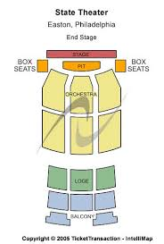 State Theater Portland Me Seating Chart State Theatre Easton Seating Chart