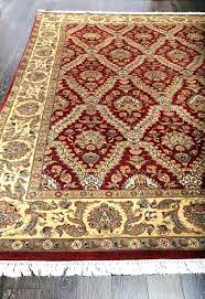 hand knotted wool rug rugs made in india indian silk
