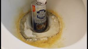 how to clean a toilet remove hard water stains and rust bar keepers friend
