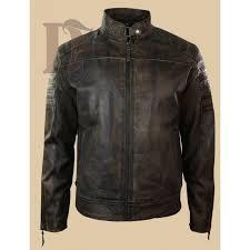 men vintage distressed biker jacket 1 700 700