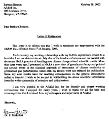 Resignation Letter From Teaching New Format For Further Studies ...