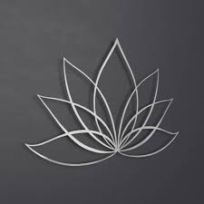 silver lotus flower metal wall art lotus metal art lotus flower wall art home on metal lotus flower wall art with silver lotus flower metal wall art lotus metal art lotus flower