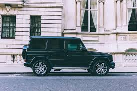 Favor the quiet, introverted look? 2021 Mercedes G Wagon Has A Different Interior And Exterior Colors
