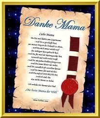 Danksagung Für Die Beste Mama Oma Usw Der Welt