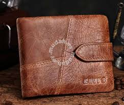 Kavi's Italy <b>Genuine Cow Leather Men's</b> Wallet - Bags & Wallets for ...