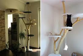 stylish cat furniture. Modern Cat Trees From The Slovak Republic Stylish Furniture E