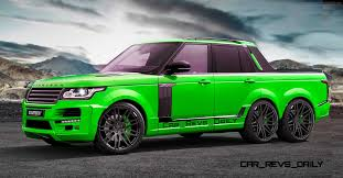 2018 land rover truck. interesting 2018 renderings u2013 startech range rover 66 longbox pickup in  throughout 2018 land rover truck