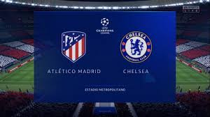 Atletico Madrid vs Chelsea - FIFA 20 (UEFA Champions League) - YouTube