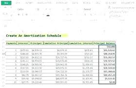 Loan Amortization Schedule Excel Download Stingerworld Co