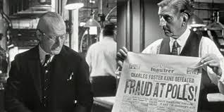 Citizen Kane scene ...