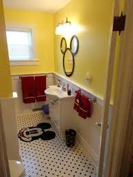 Bathroom Shower Ideas Disney Bathroom Kids Sets With Mickey Disney Bathroom