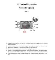 wiring help needed dsteck flex fuel kit