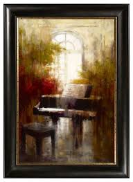 on grand piano wall art with piano framed canvas wall art
