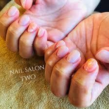 春nail ヌーディカラーで大人っぽい雰囲気 手元が綺麗に見える