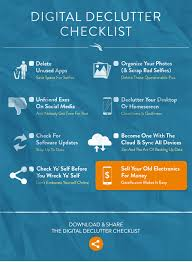 de clutter 8 simple ways to declutter your digital life gazelle the horn
