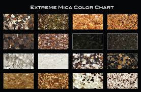 extreme mica colors