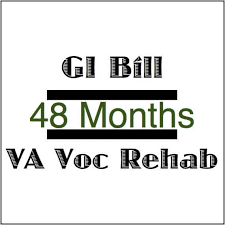 Voc Rehab Pay Chart 2017 Does Va Voc Rehab Chapter 31 Take Away From Your Gi Bill