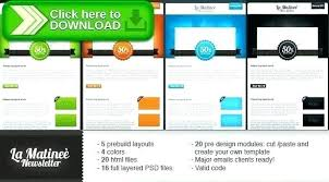 Outlook Templates Free Outlook Newsletter Template Download Email Signature Lovely
