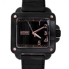 esprit watches designer watch bargain price mens watches ladies wa moschino cheap and chic unit square watch mw0275