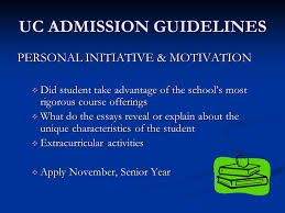 information for svusd sophomores ppt video online  uc admission guidelines