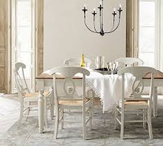 faye dining table napoleon chair 6 piece dining set
