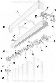 Blinds U0026 Shades  WalmartcomReplacement Parts For Window Blinds