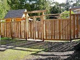 wood artwood garden fencing panels wooden ireland