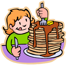 Image result for pancakes clipart