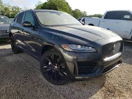 Every used car for sale comes with a free carfax report. 2018 Jaguar F Pace R Sport Hail Damage Sadcl2gx9ja293870 Sold