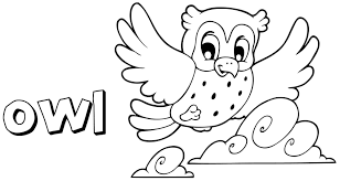 Free Printable Cute Owl Coloring Pages With Liberal Of Owls 23890
