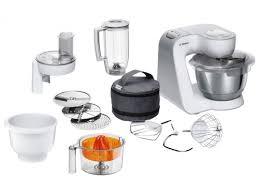 Купить Кухонный <b>комбайн Bosch MUM 58243</b> (с соковыжималкой ...