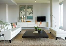 Minimalist Living Room Design (2)