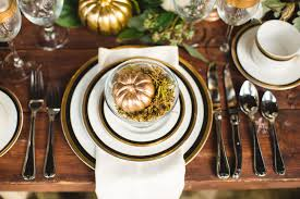 Fall Table Scapes Metallic Fall Tablescape Diy Easy Affordable The Perfect Palette